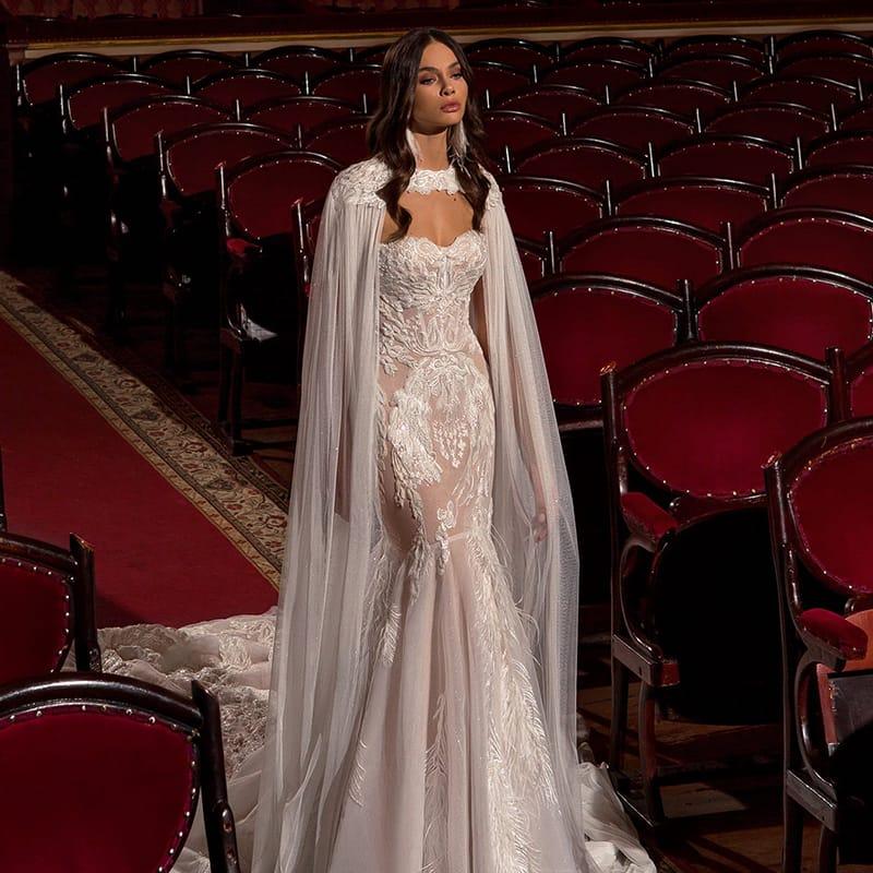 Свадебные платья Tesoro Couture