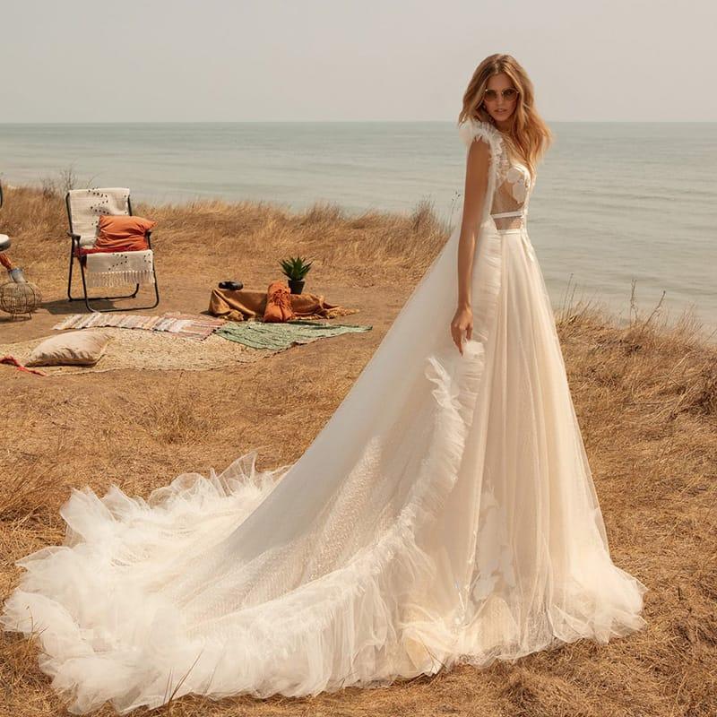 Свадебные платья от салона Ariamo Киев