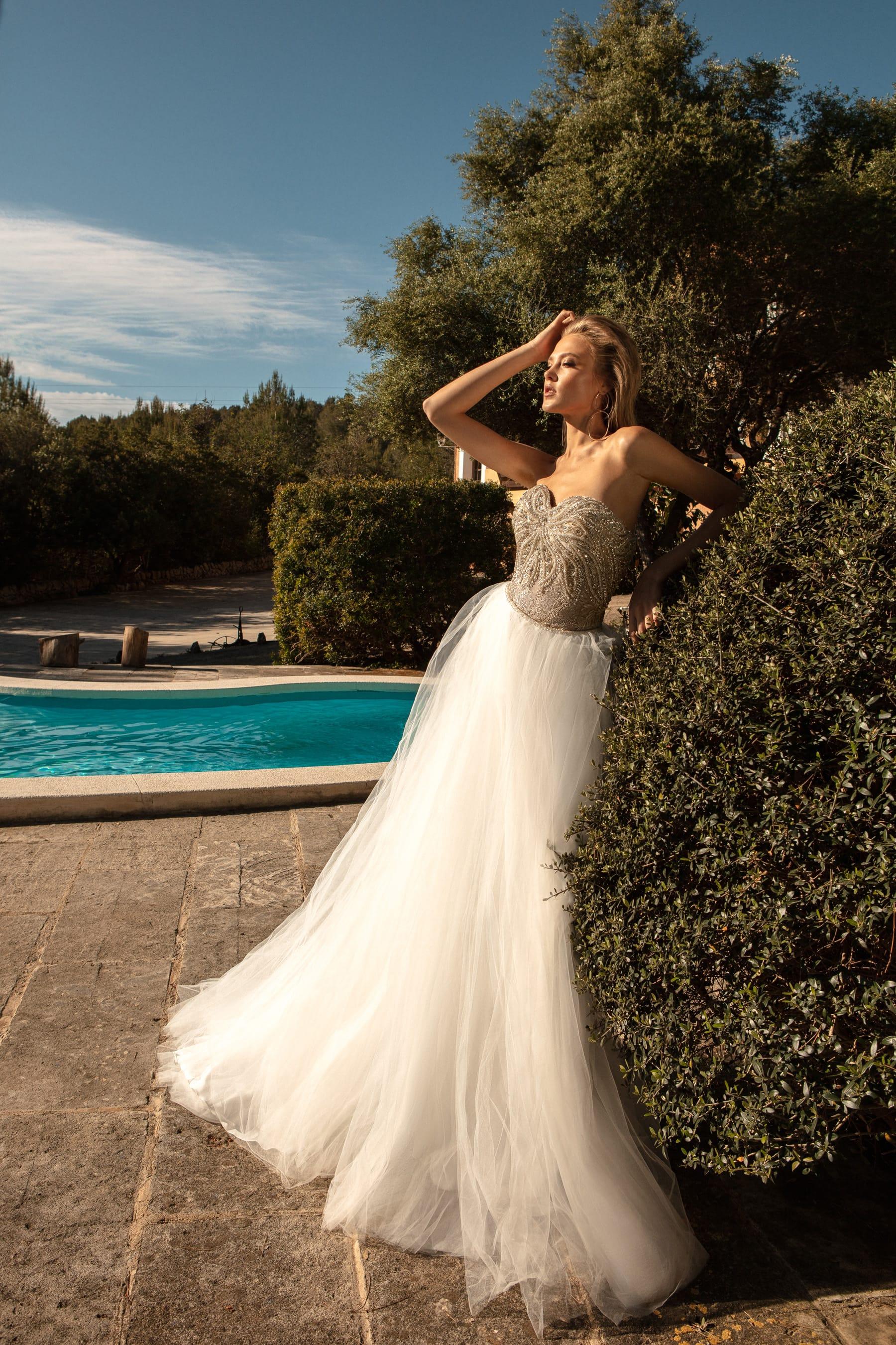 свадебное платье Alzira
