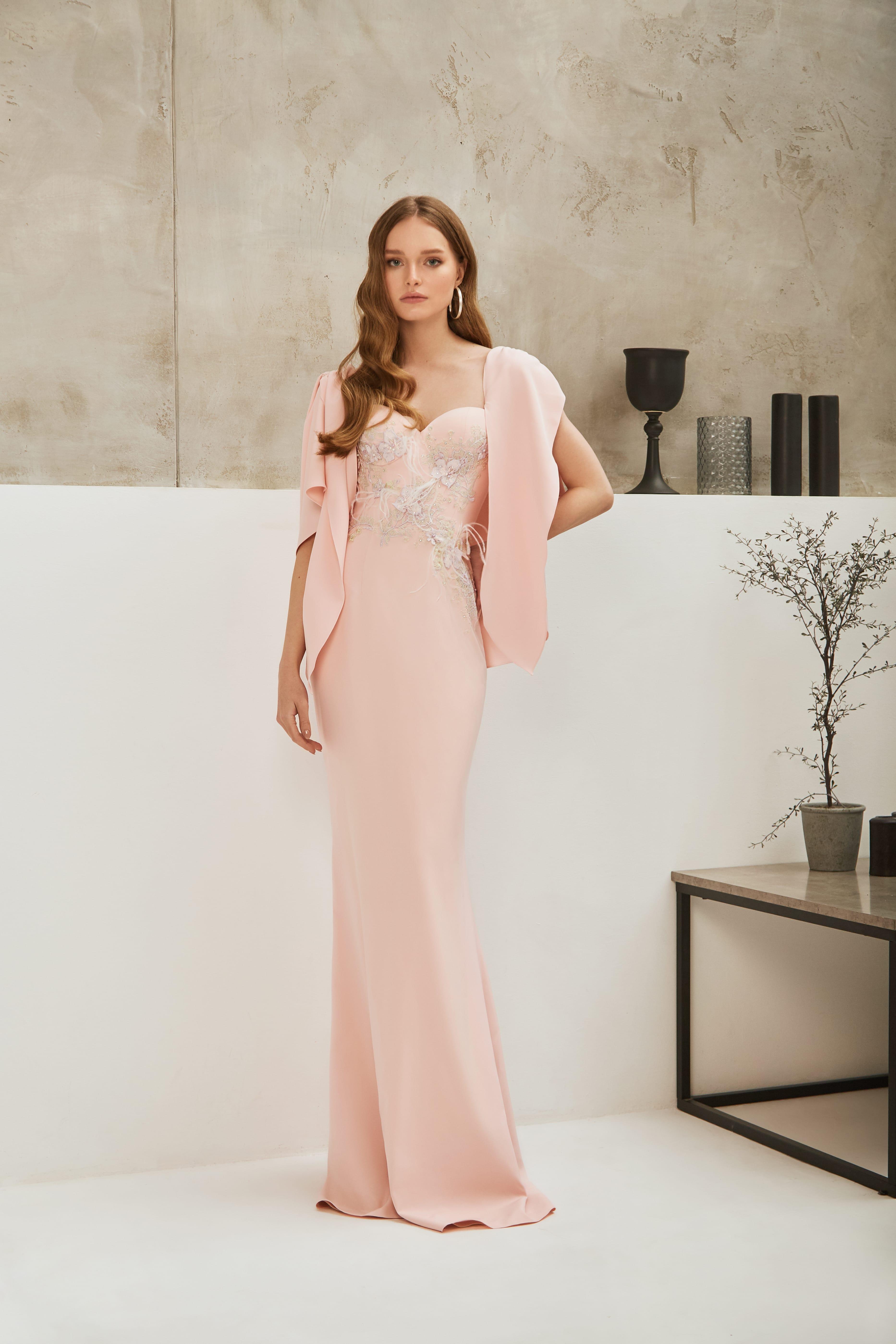 вечернее платье E2129