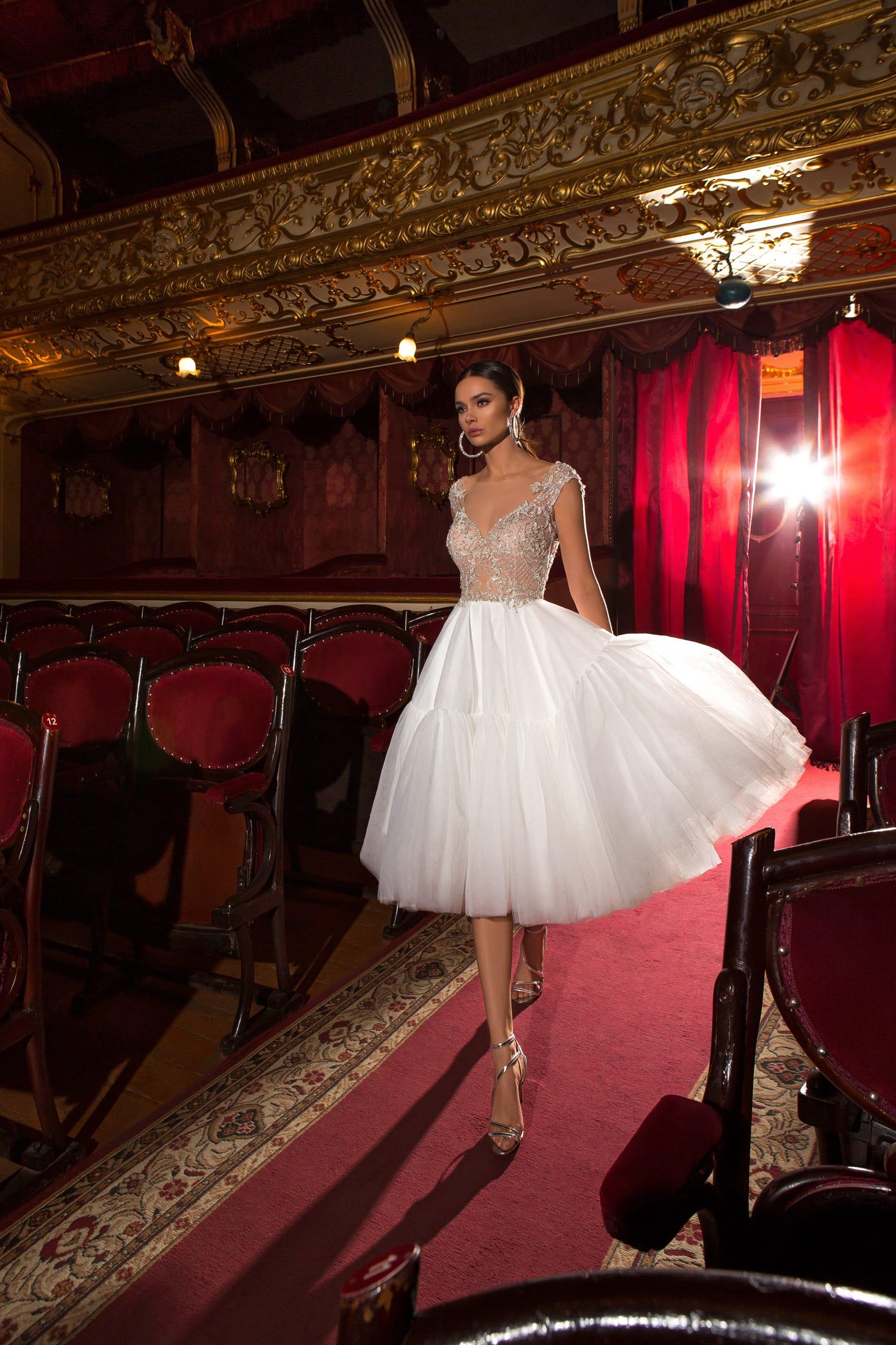 свадебное платье Scorpii