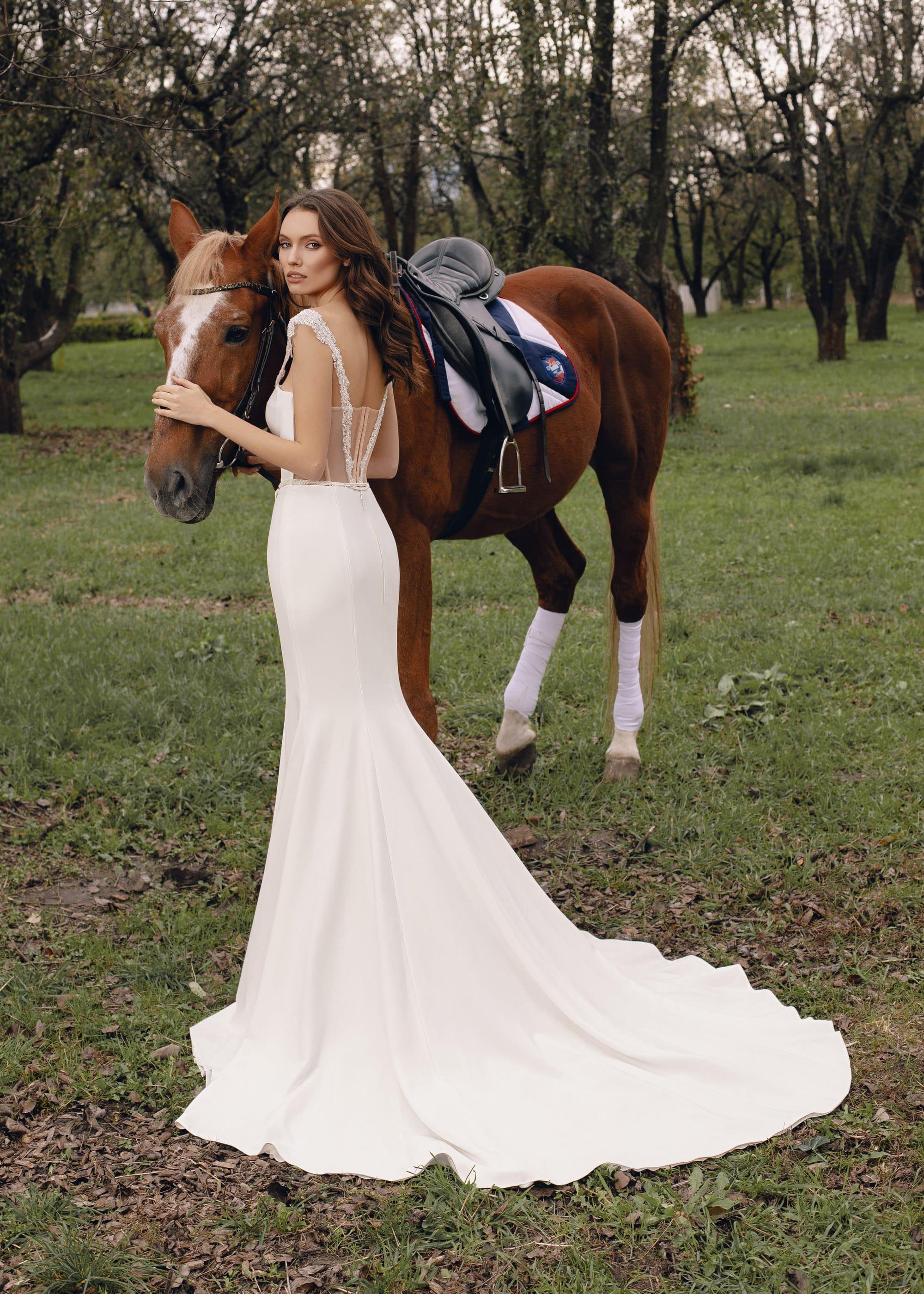 свадебное платьеShelby