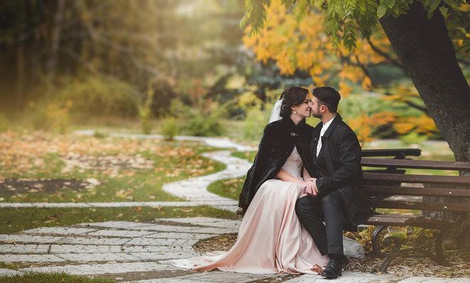 8 обязательных правил осенней свадьбы