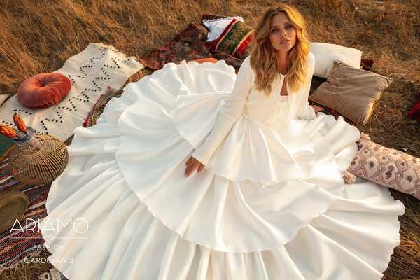 Горячие тренды свадебной моды