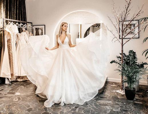 10 секретов успешной покупки свадебного платья твоей мечты
