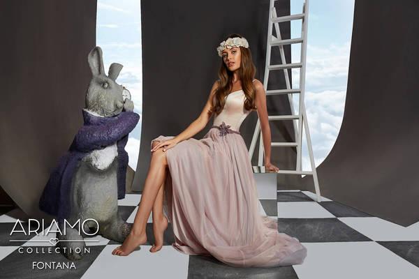 Роскошные платья – для романтичного образа