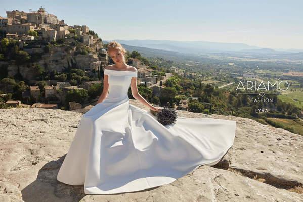 5 прекрасных свадебных платьев, которые подчеркнут естественную красоту невесты