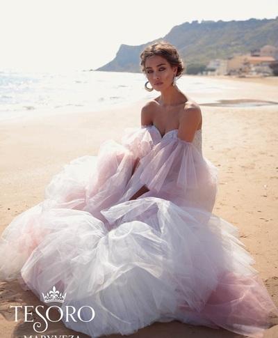 Советы по выбору наряда на летнюю свадьбу