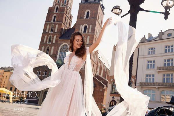 7 свадебных платьев от салона Ariamo, которые сделают вас принцессой