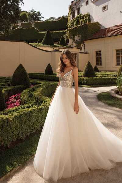 Свадебная мода 2021: главные тенденции будущего года