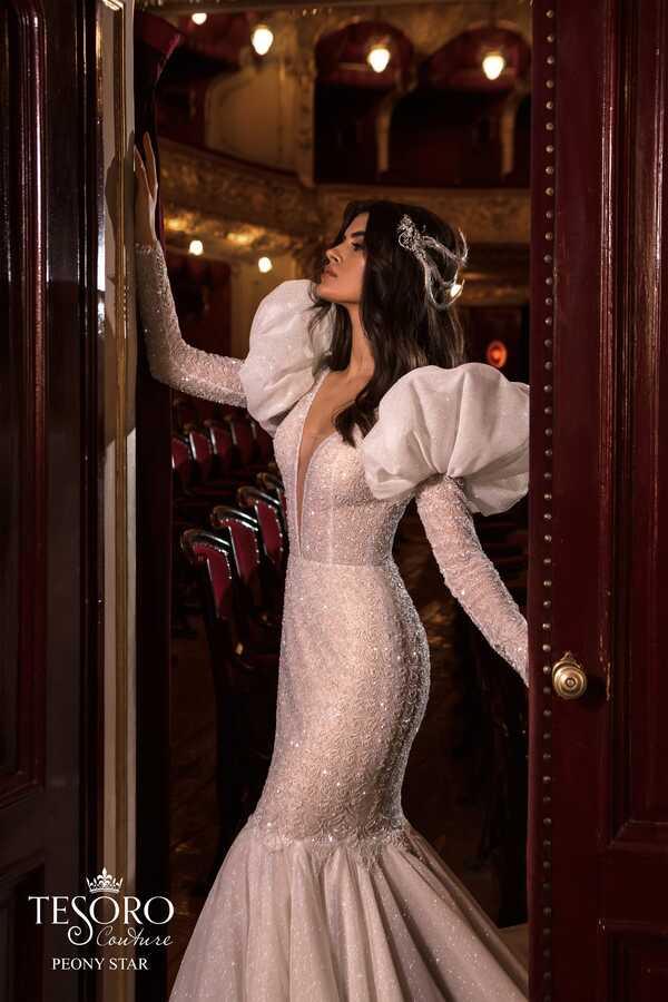 Свадебные платья 2020 – шедевры родом из снов...