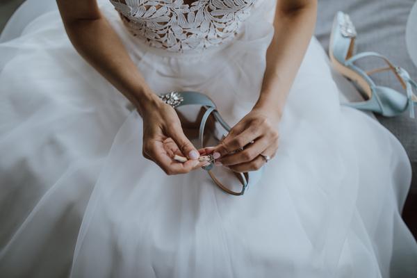 Свадебные туфли невесты: важен правильный выбор