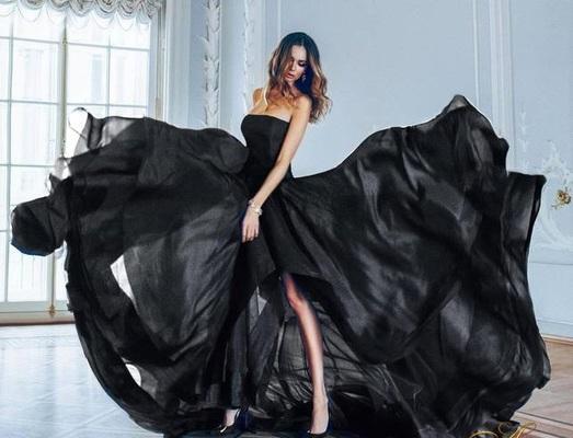 Правильный выбор вечернего платья