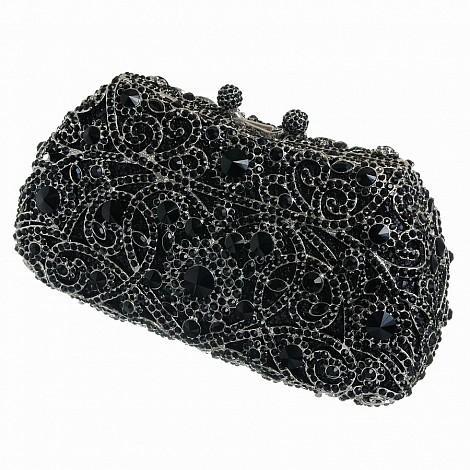 Клатч (BLACK) KL01