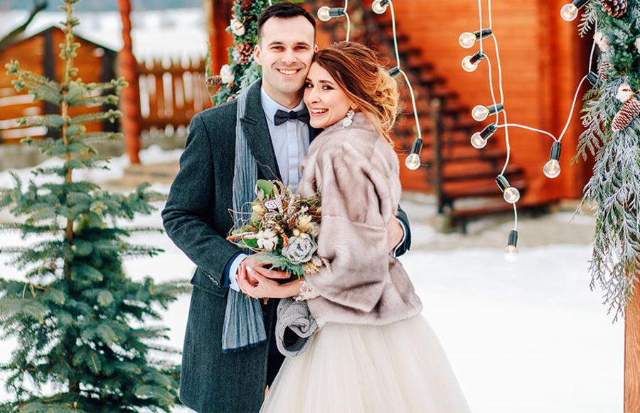 5 Советов Для Уютной Зимней Свадьбы 2021 Года одежда