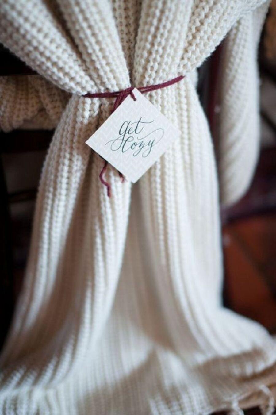 Зимняя бохо свадьба идеи и вдохновение