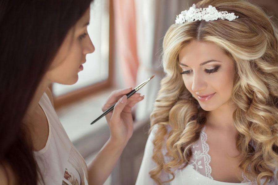 Свадебное платье и не только:  Make-up