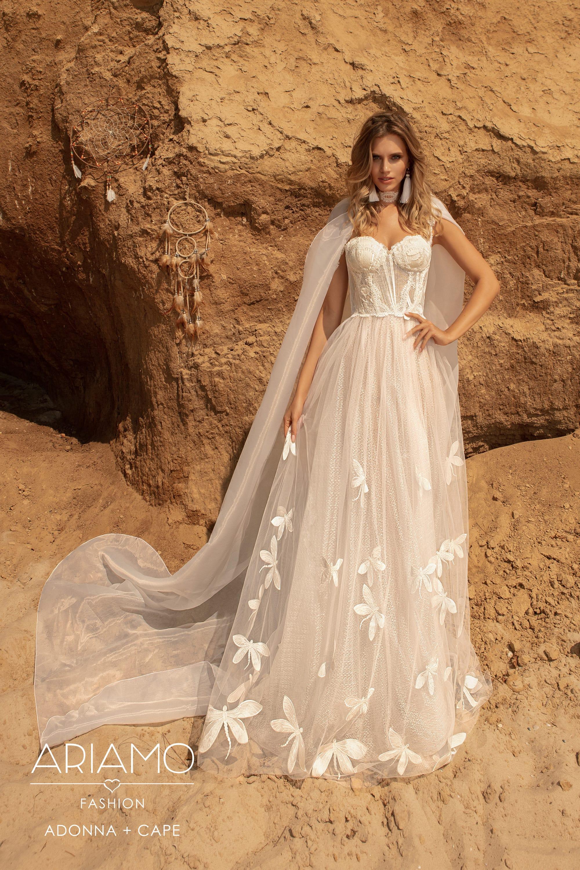 свадебное платье Adonna1