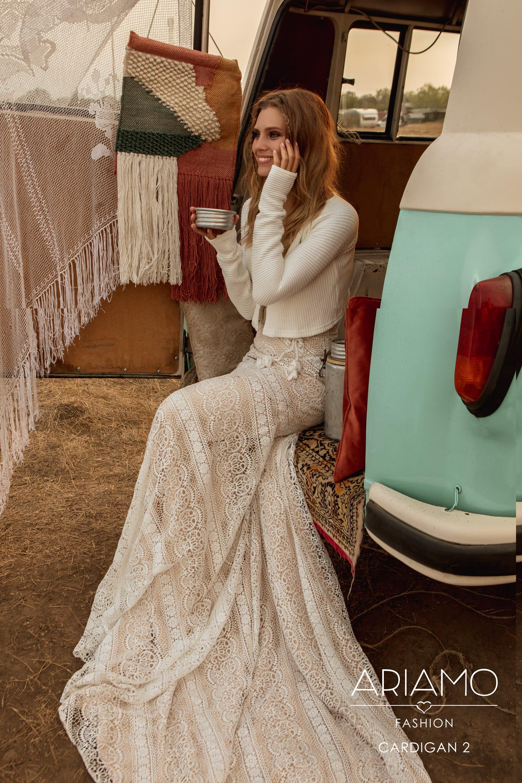свадебное платье Cardigan-2