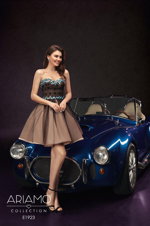 вечернее платье E1923