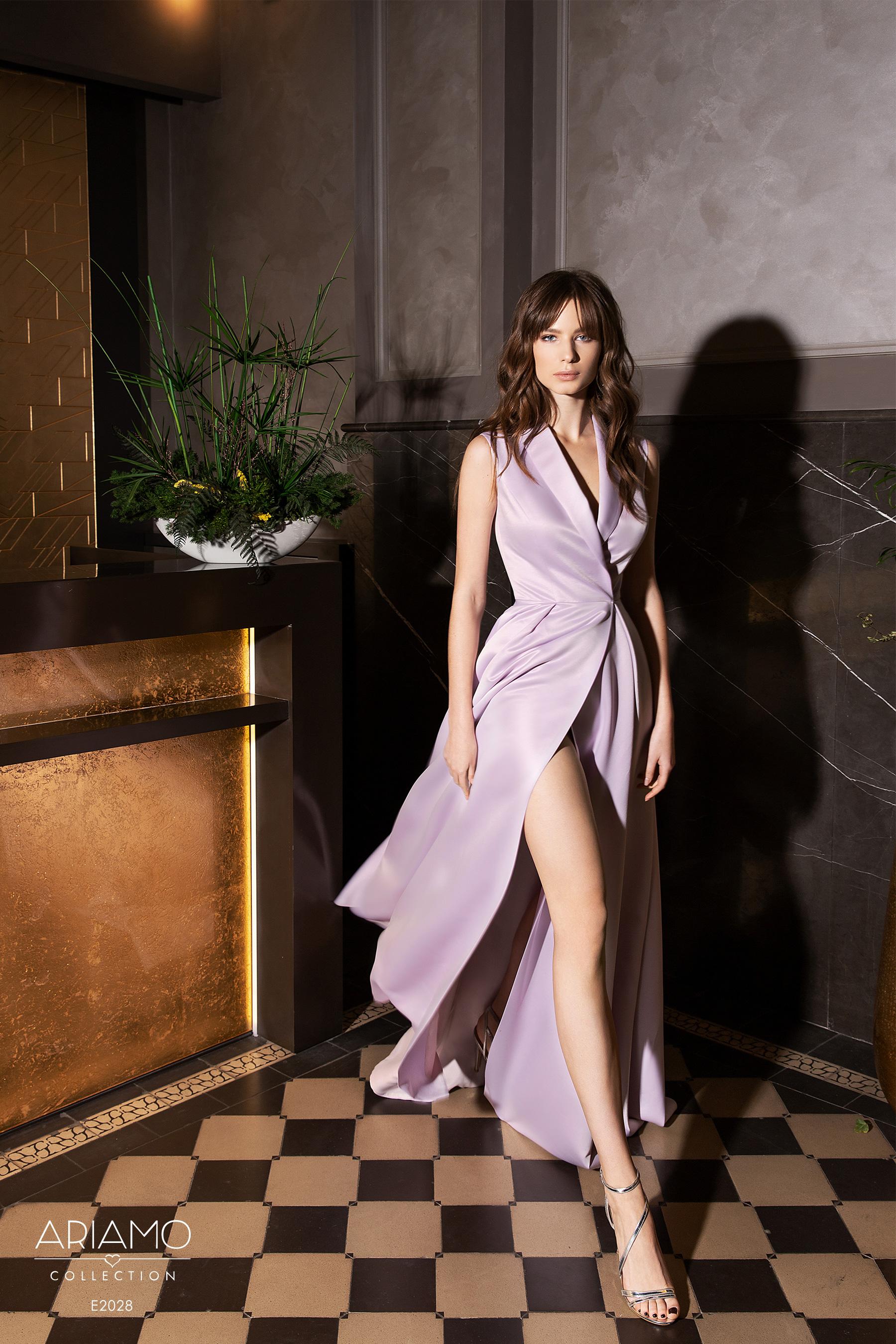 вечернее платьеE2028