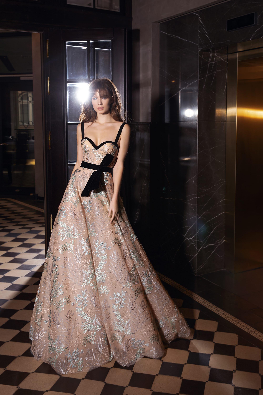 вечернее платье E2032
