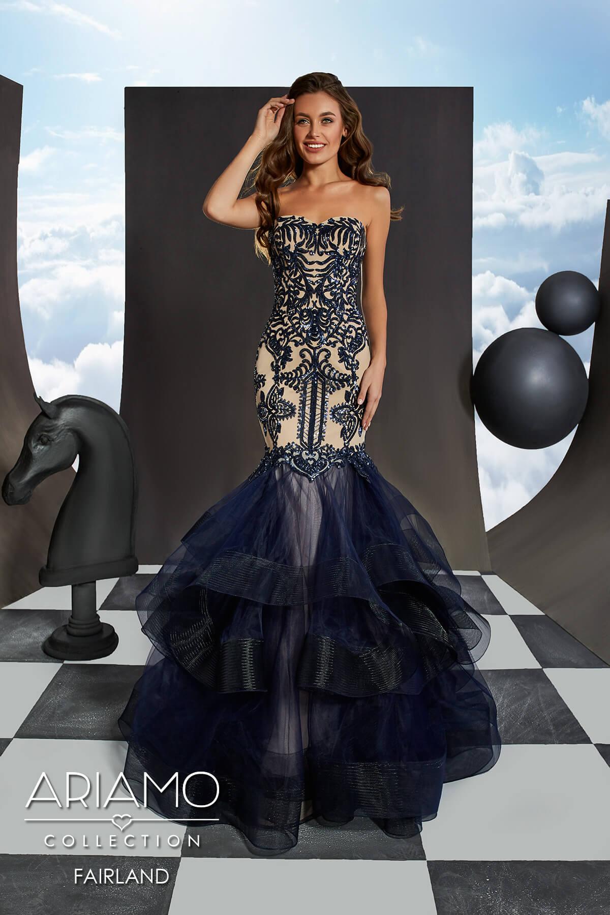 вечерное платье Fairland