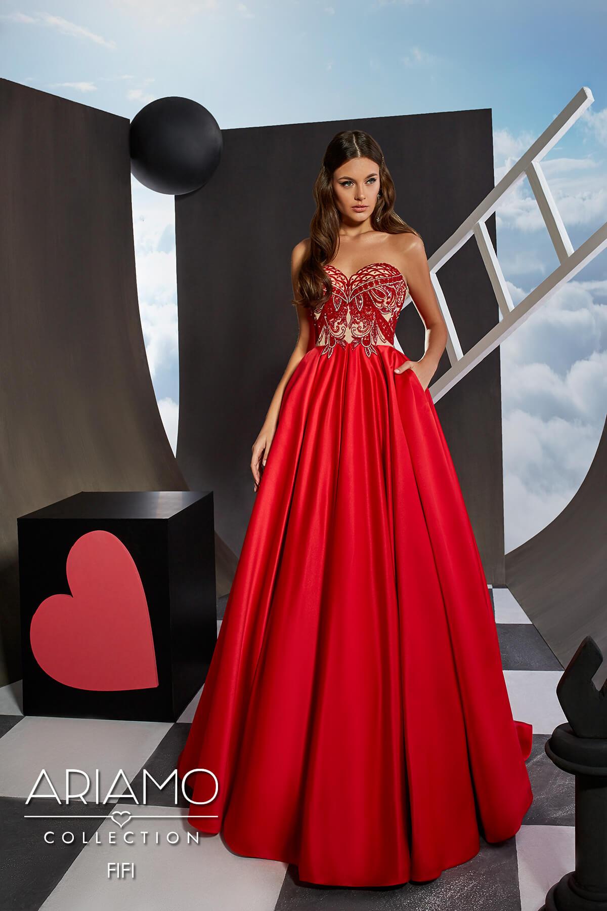 вечерноее платье Fifi