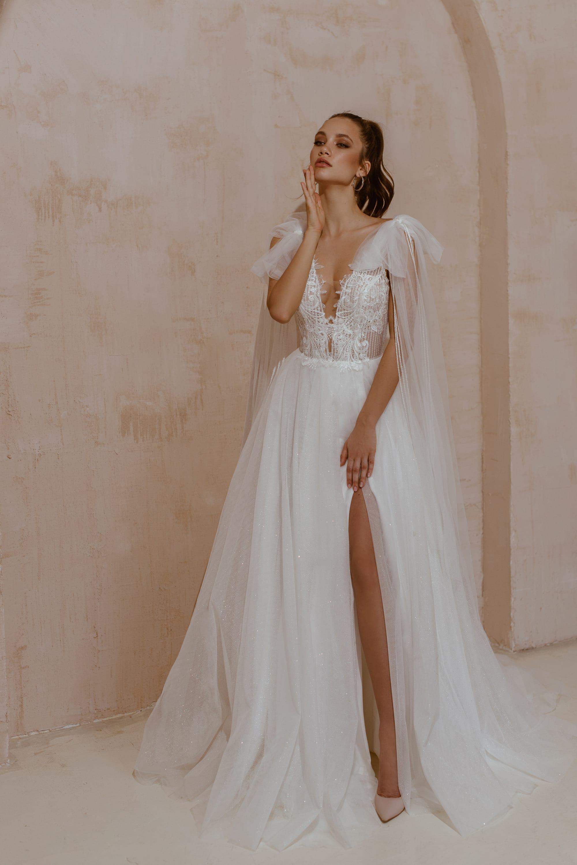 свадебное платьет KL-06