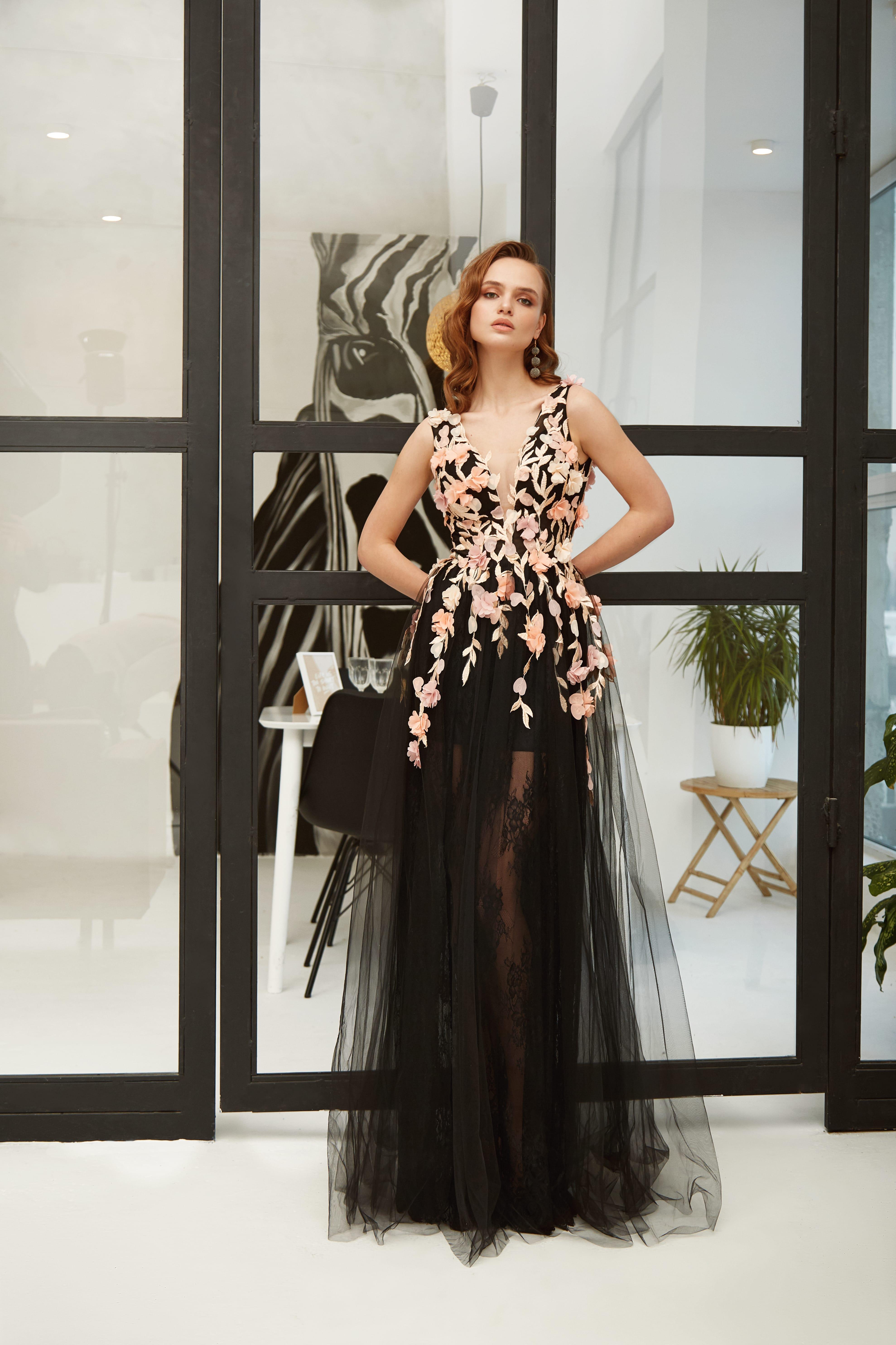 вечернее платье MD2101