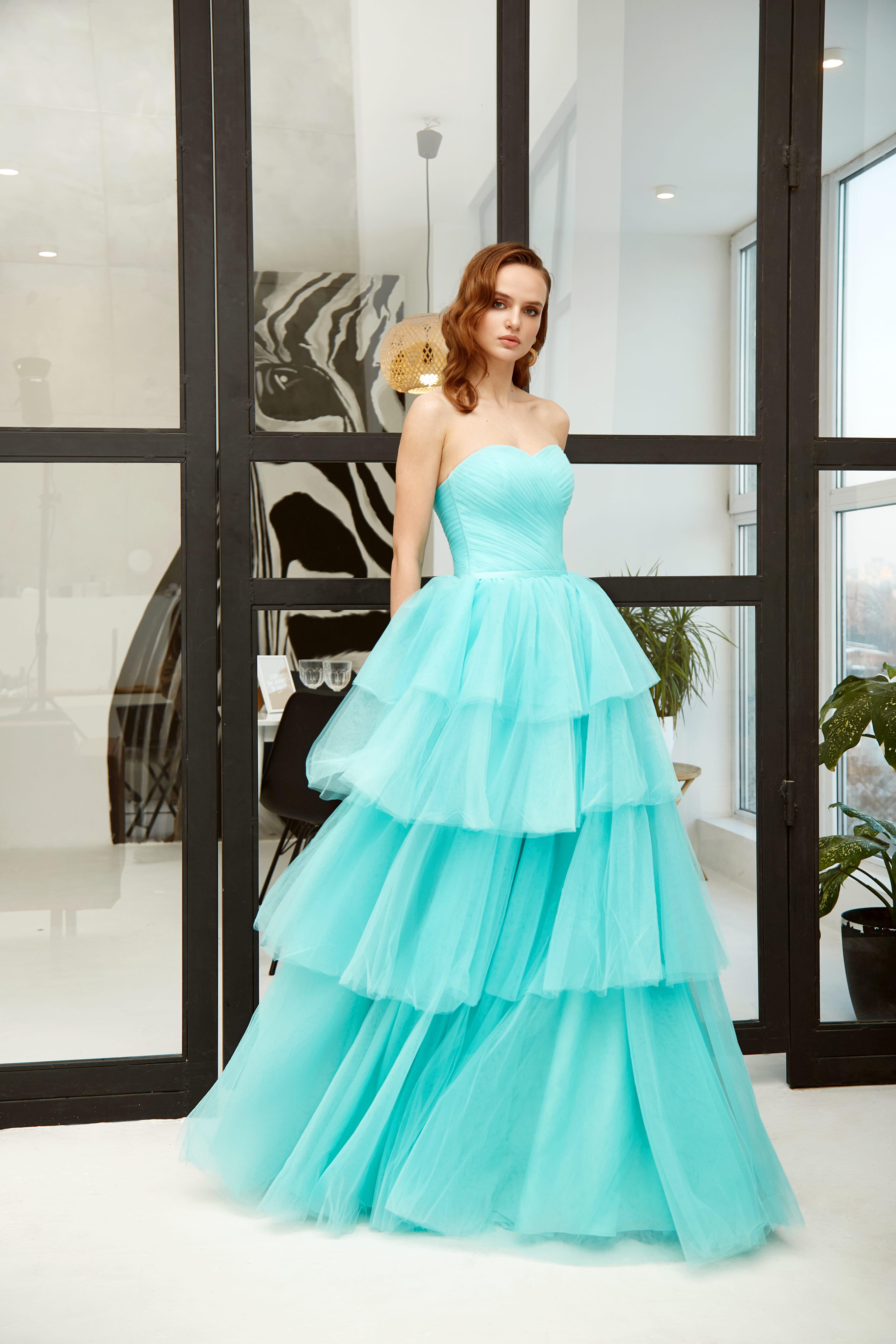 вечернее платье MD2112