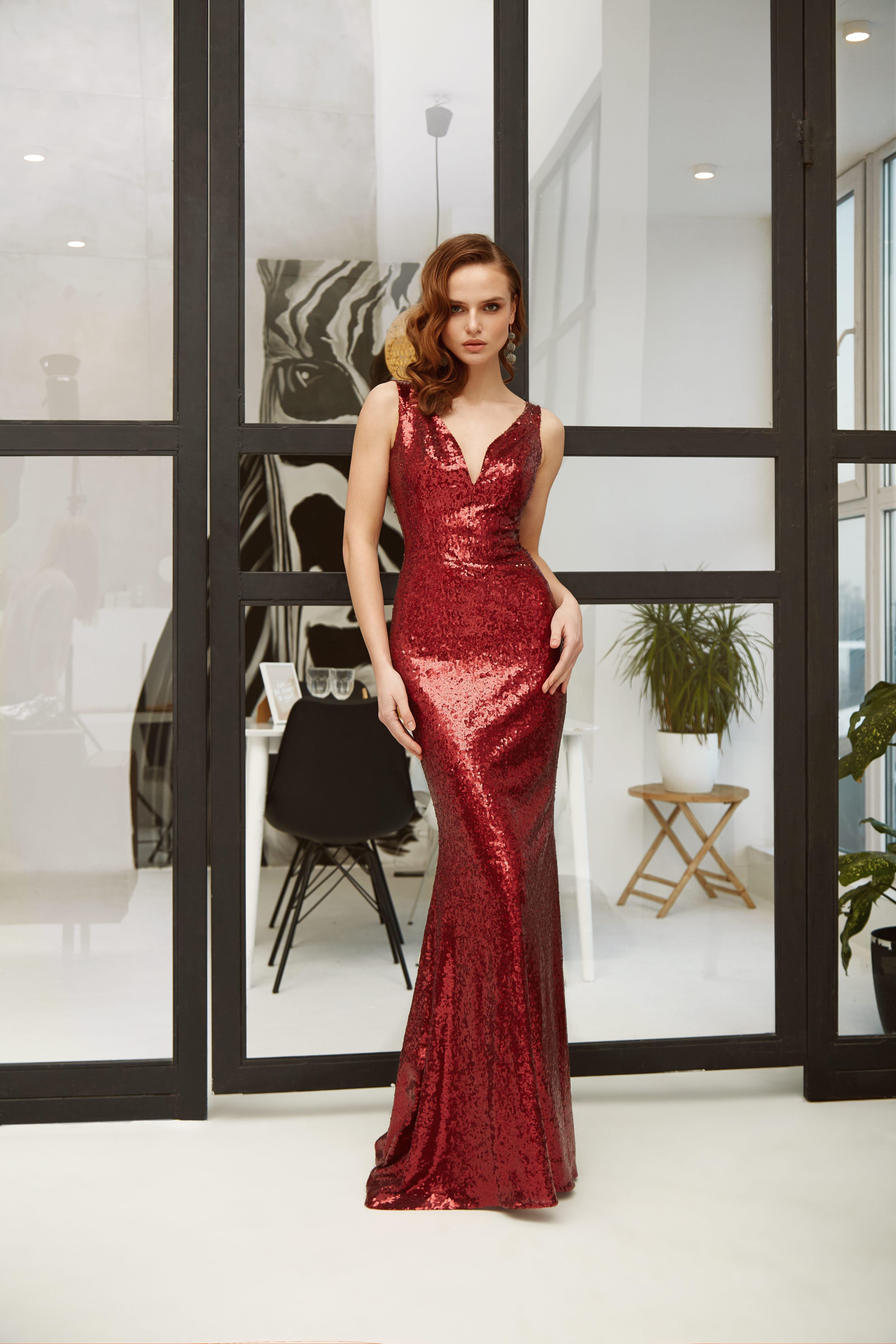 вечернее платье MD2116