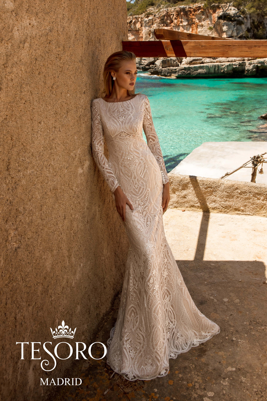 свадебное платье Madrid