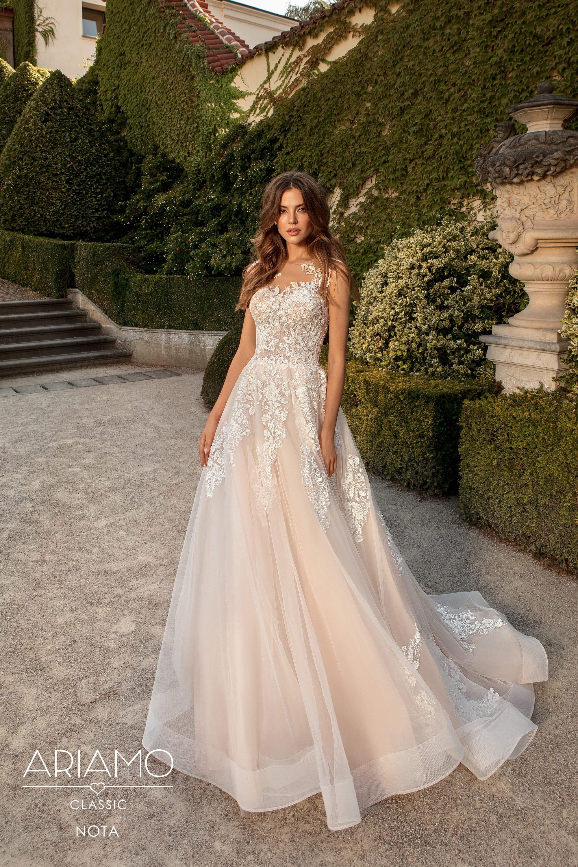 свадебное плать Nota