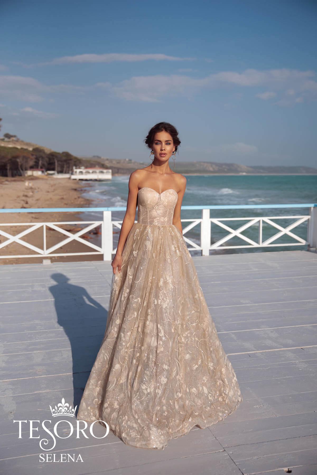 свадебное платье Selena