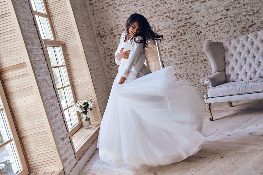 МИФ №2. Купите платье, которое заставит вас плакать от счастья