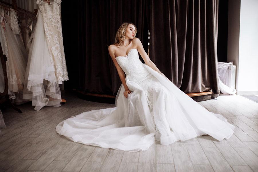 Как выбрать свадебное платье: 5 главных правил