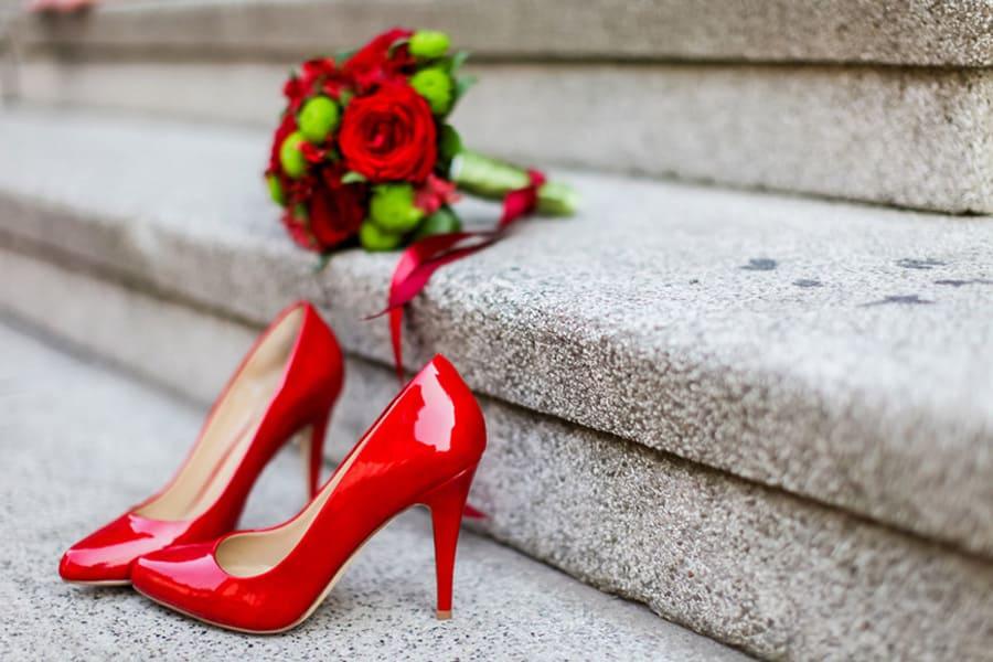 Свадебная обувь: Комфорт важнее моду
