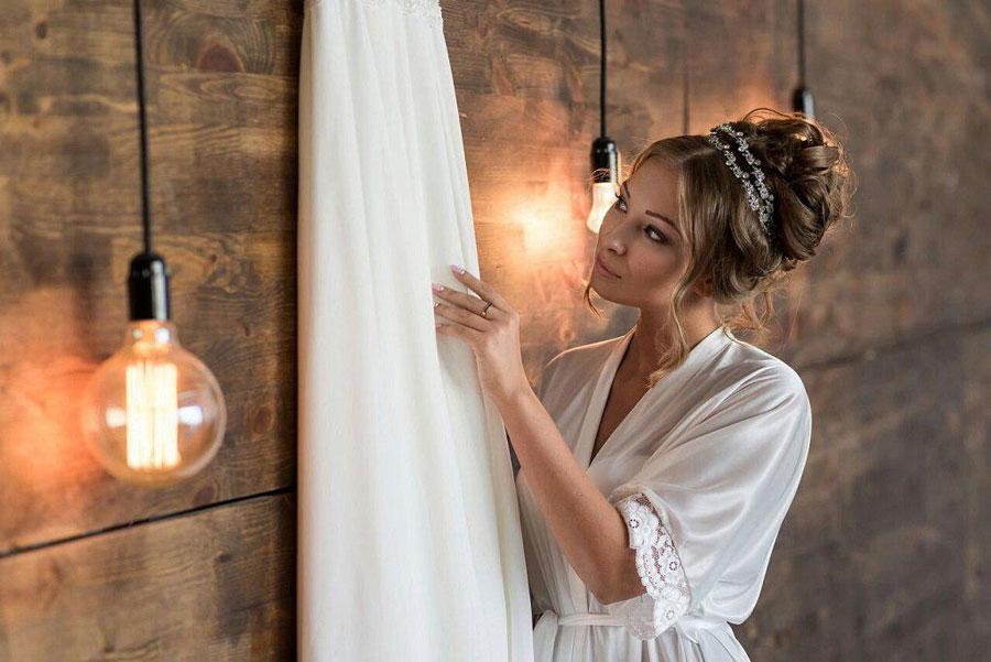 Второе – свадебный наряд должен быть комфортным, а не только красивым